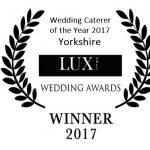 Wedding Caterers Winner 2017